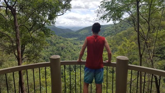Markus in Australien